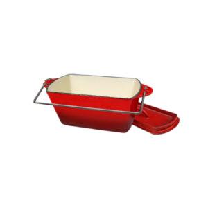 Bread Pot (2.2L) red 145-83 temp