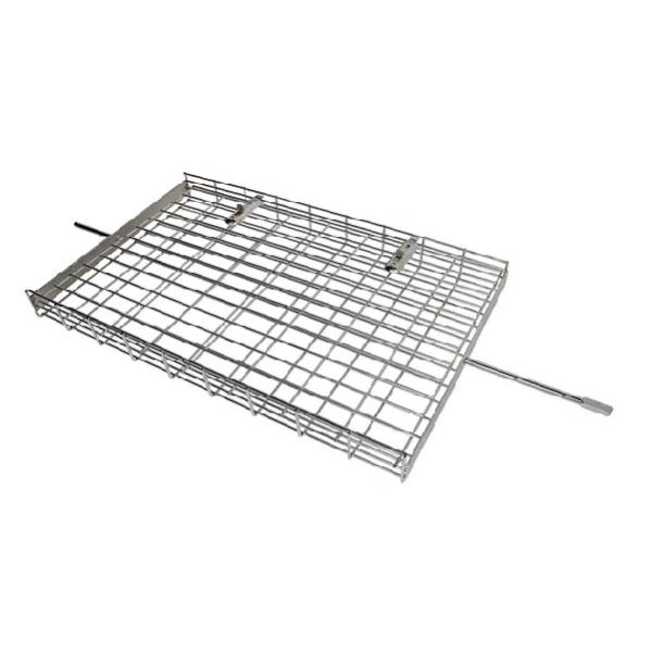 Rotisserie Basket Large Flat
